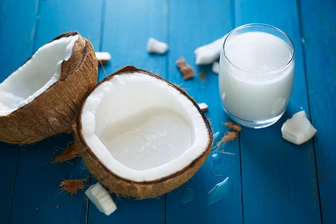 coconut milk for women