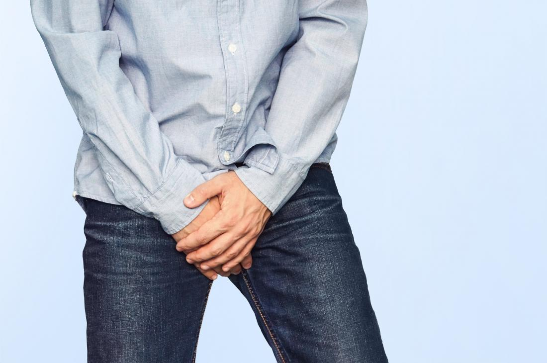 male yeast infection symptoms