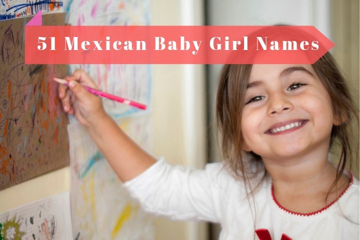 mexican girl names