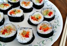 sushi for kids