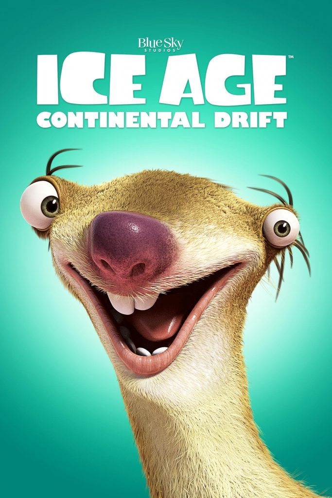20th_Century_Fox_and_Blue_Sky's_Ice_Age_-_Continential_Drift_-_iTunes_Movie_Poster