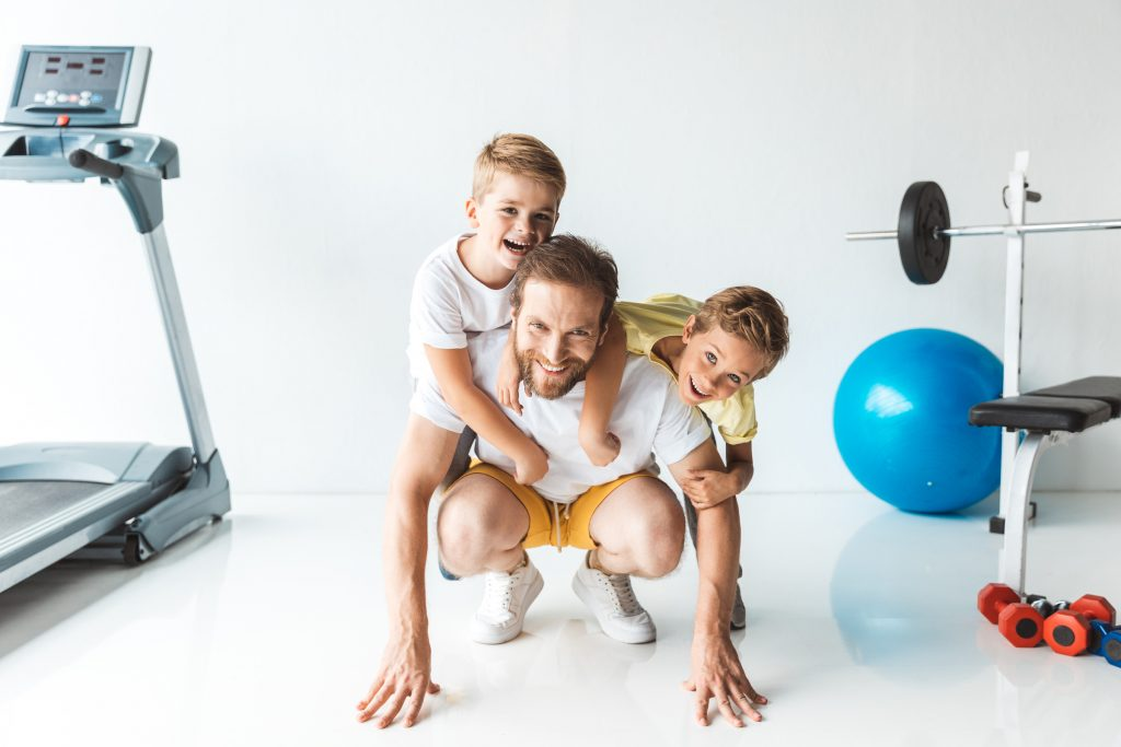 Get Together to Exercise