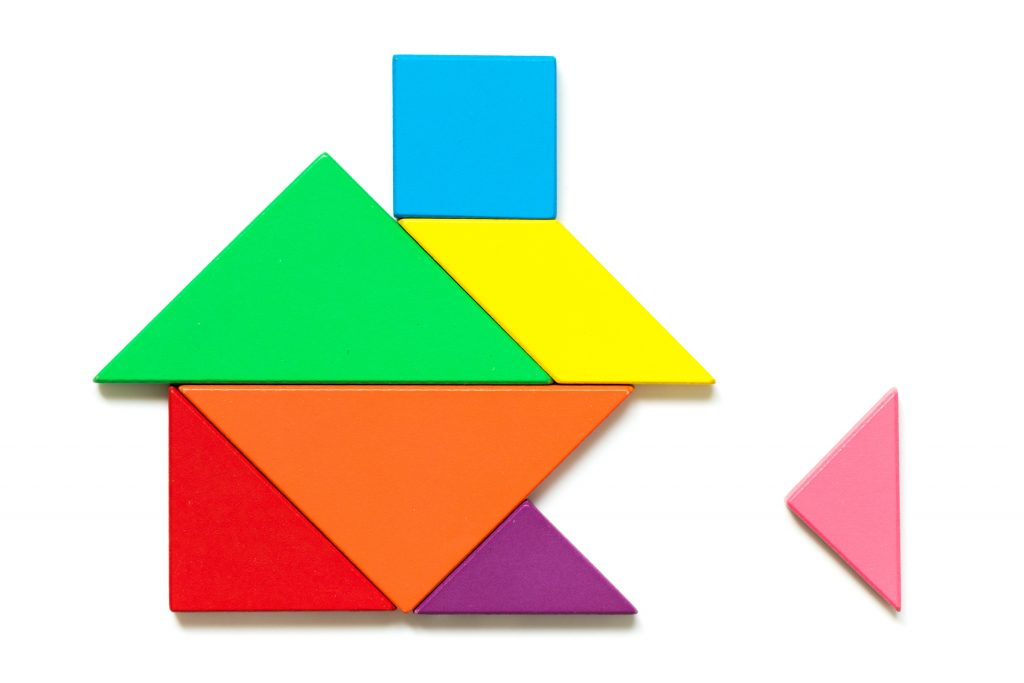 Shapes with Colors