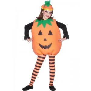 A Pumpkin Costume
