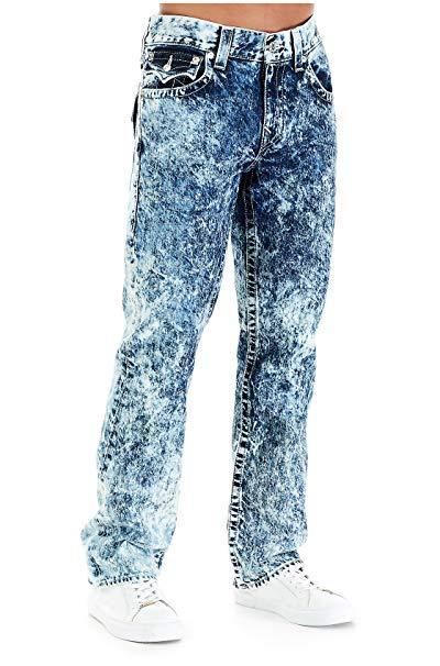 Acid Wash of Jeans