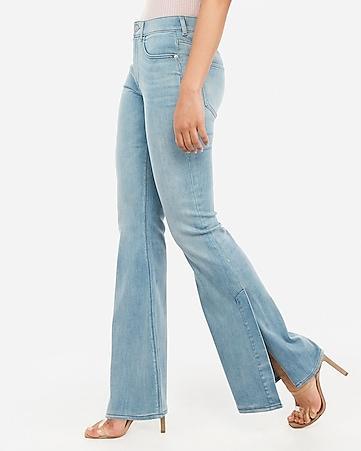 Bottom Side Cut of Jeans