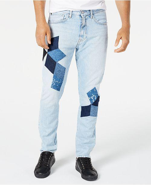 Combine Two Different Color Jeans and Complete a New Look1