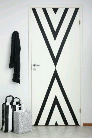DIY Door Decoration