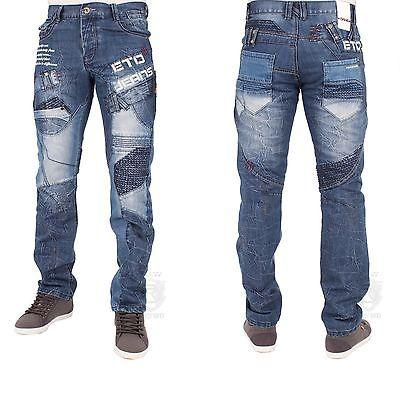 Graphics Design on Jeans1