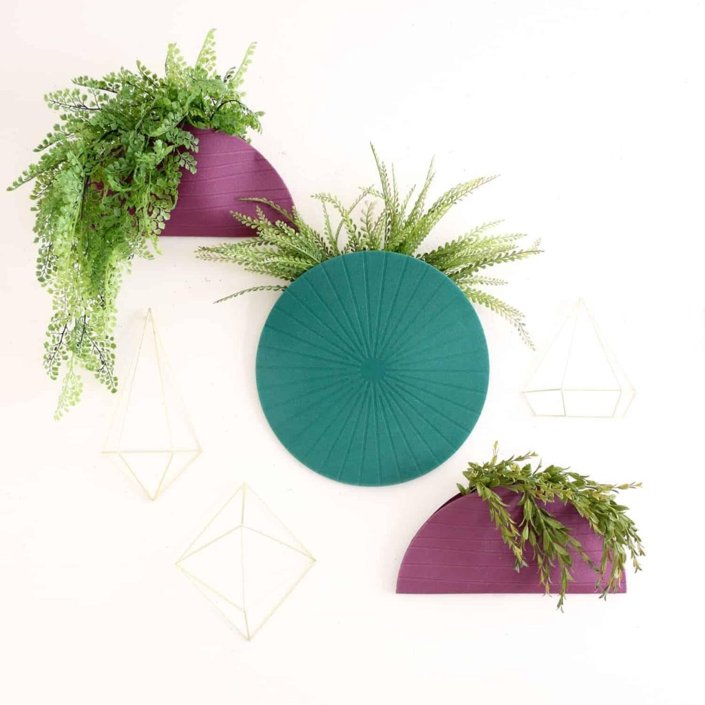 Placement Hanging Planter