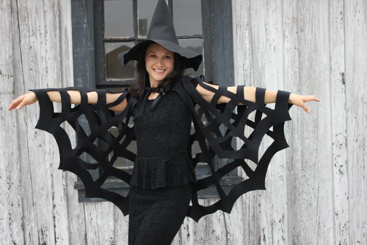 Spider Web Costume