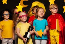 theatre games for kids