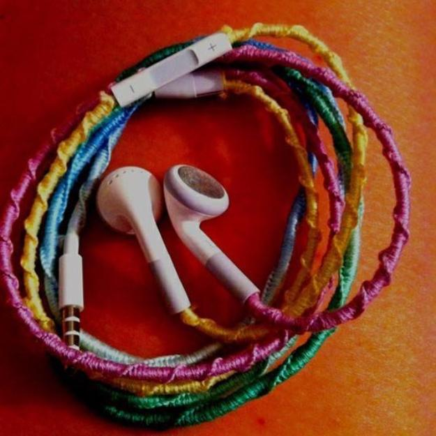 Decorate Ear Phones