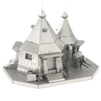 Hagrid's Hut Model Kit