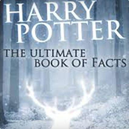 Harry Potter-the Ultimate Book of Facts
