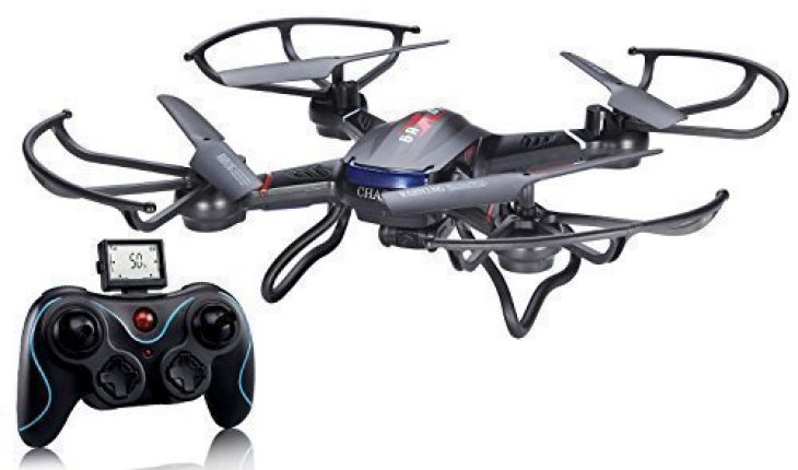 Holy Stone F181 RC Quadcopter Drone along with HD Camera