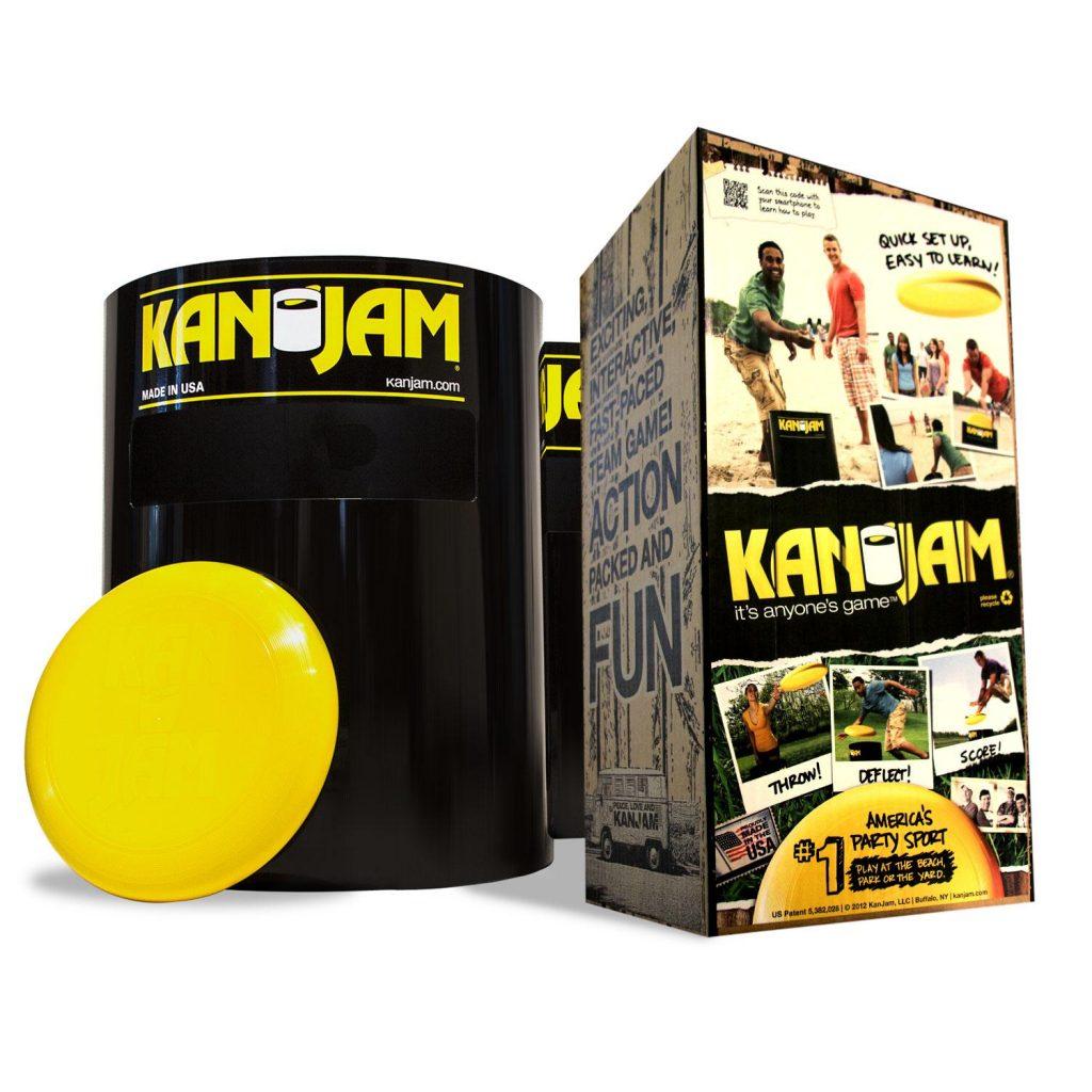 KanJam Ultimate Disc Game