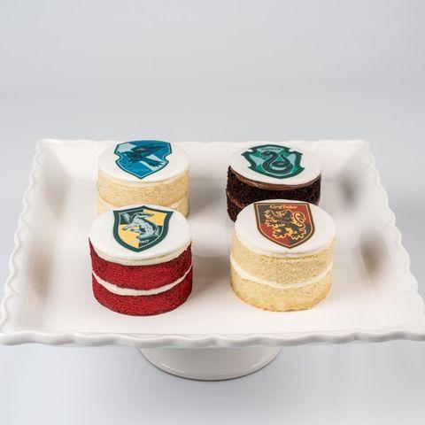 Mini House Cakes