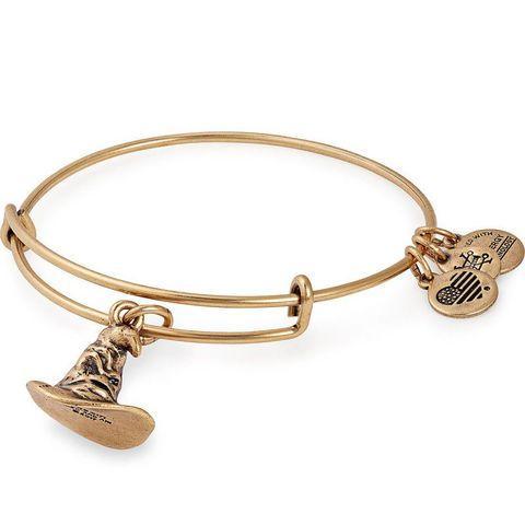 Sorting hat charm bracelet