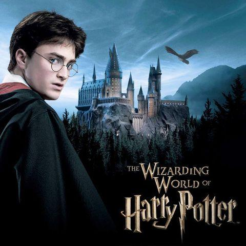 Tickets to the Wizarding World of Harry Potter