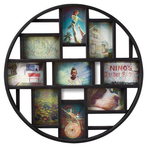 Umbra Luna 9-Opening Collage Wall Frame