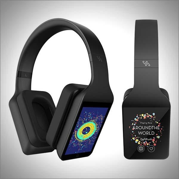 VINCI Smart Headphones with Artificial Intelligence