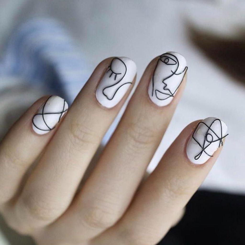 Picasso Line Art