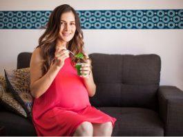 pregnancy food cravings