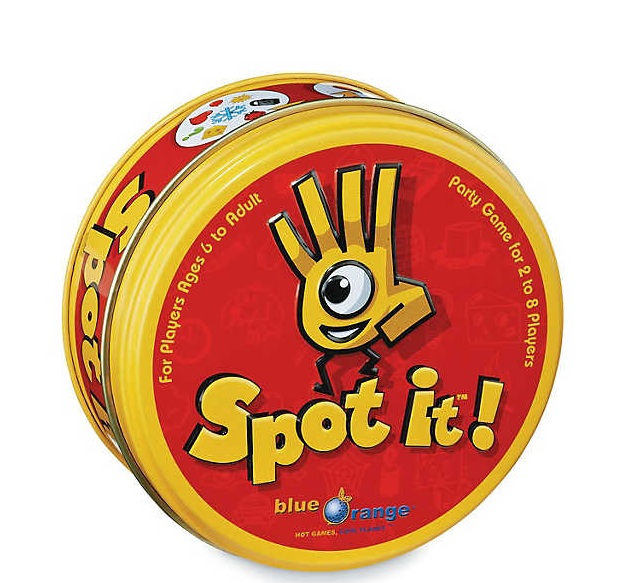 thanksgiving games for kids: Spot it