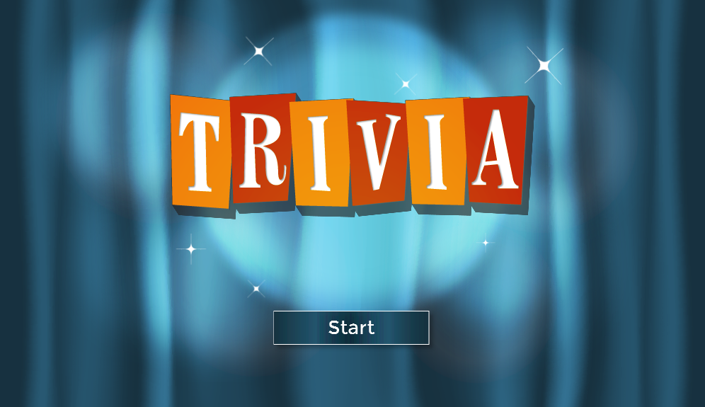 thanksgiving games for kids: Trivia game