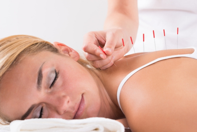 acupuncture when pregnant