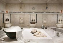 benefits of hammam bath