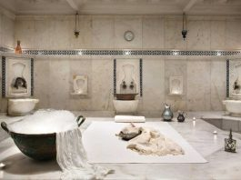 benefits of hammam bath