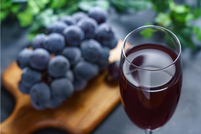 grape juice benefits
