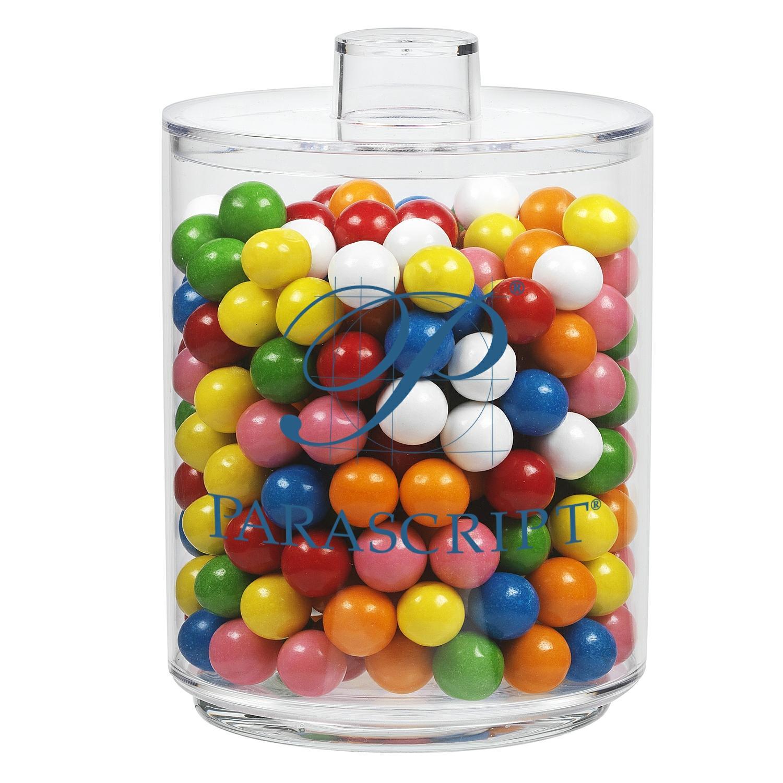 A Jar or Vase Full of Candies
