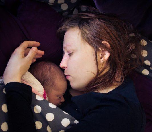 postpartum depression insomnia