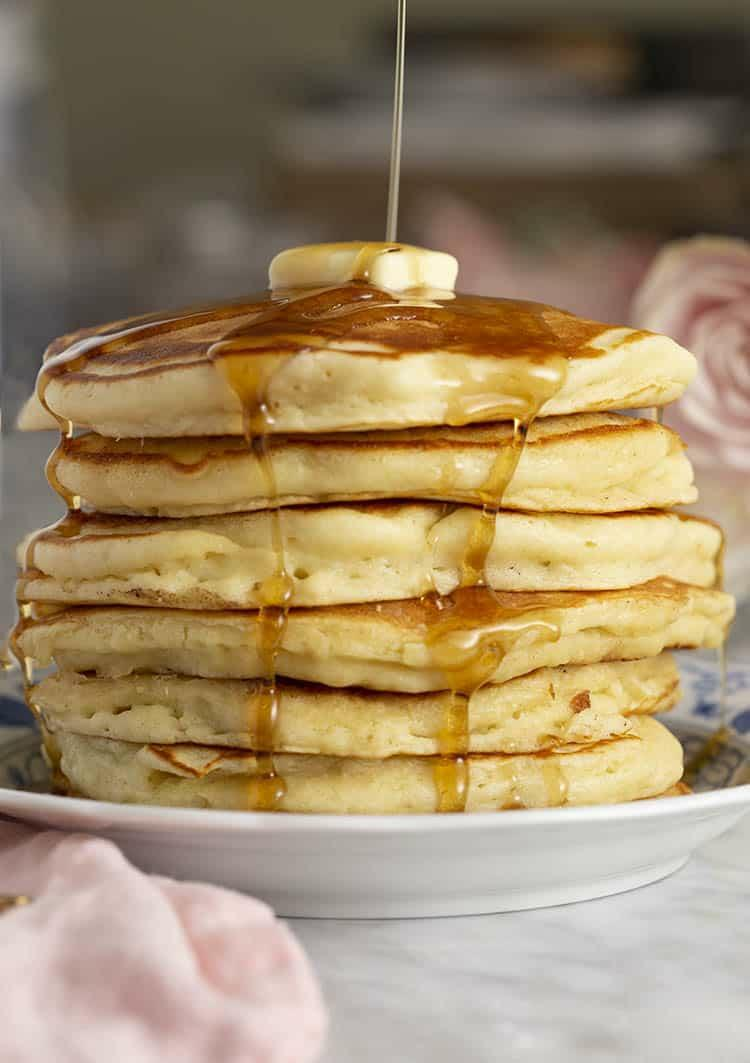 Maple Syrup and Pancake Mix