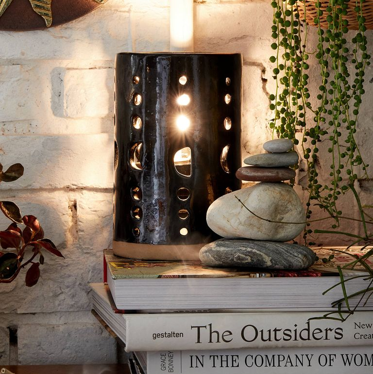 Moon Phase Table Lamp