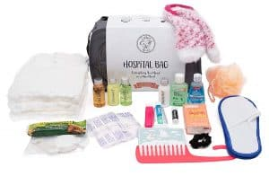 Pre-Packed Labor and Delivery Bag