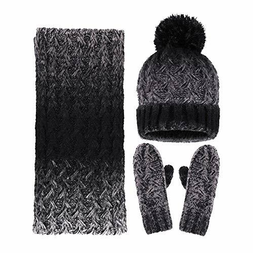 Scarves or Hats and Mittens
