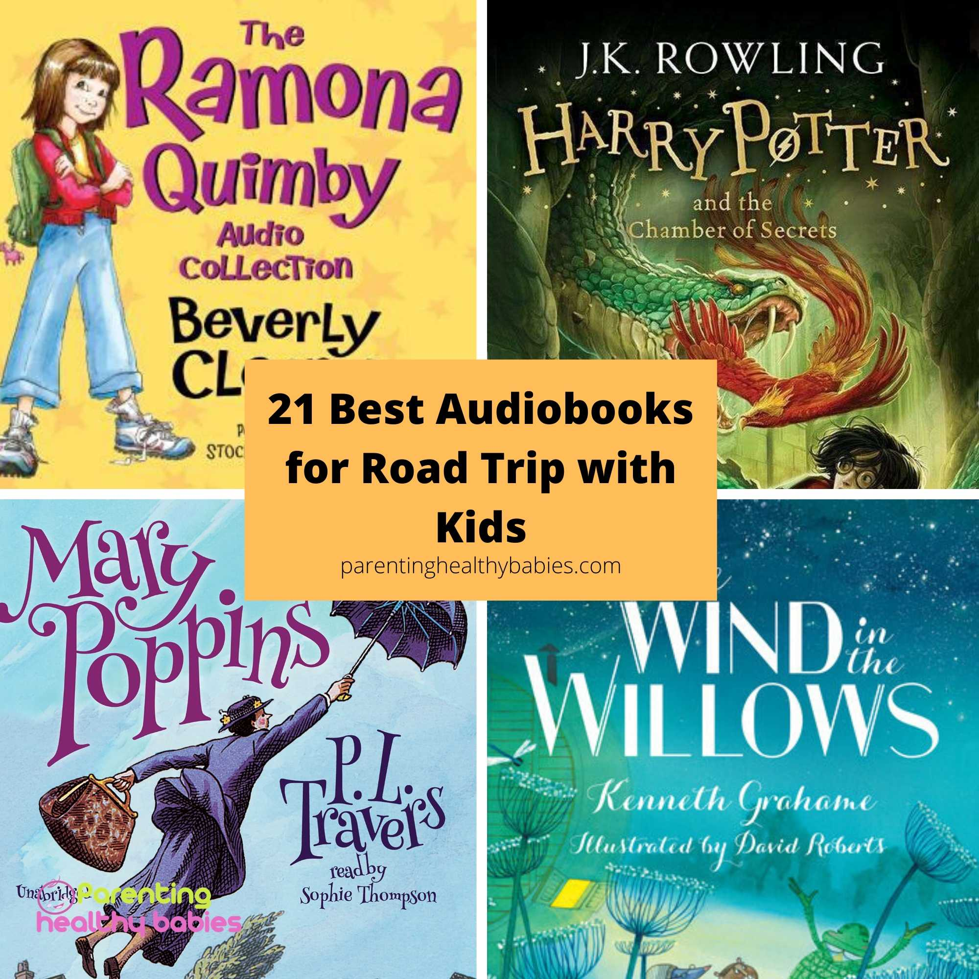 audiobooks for road trip