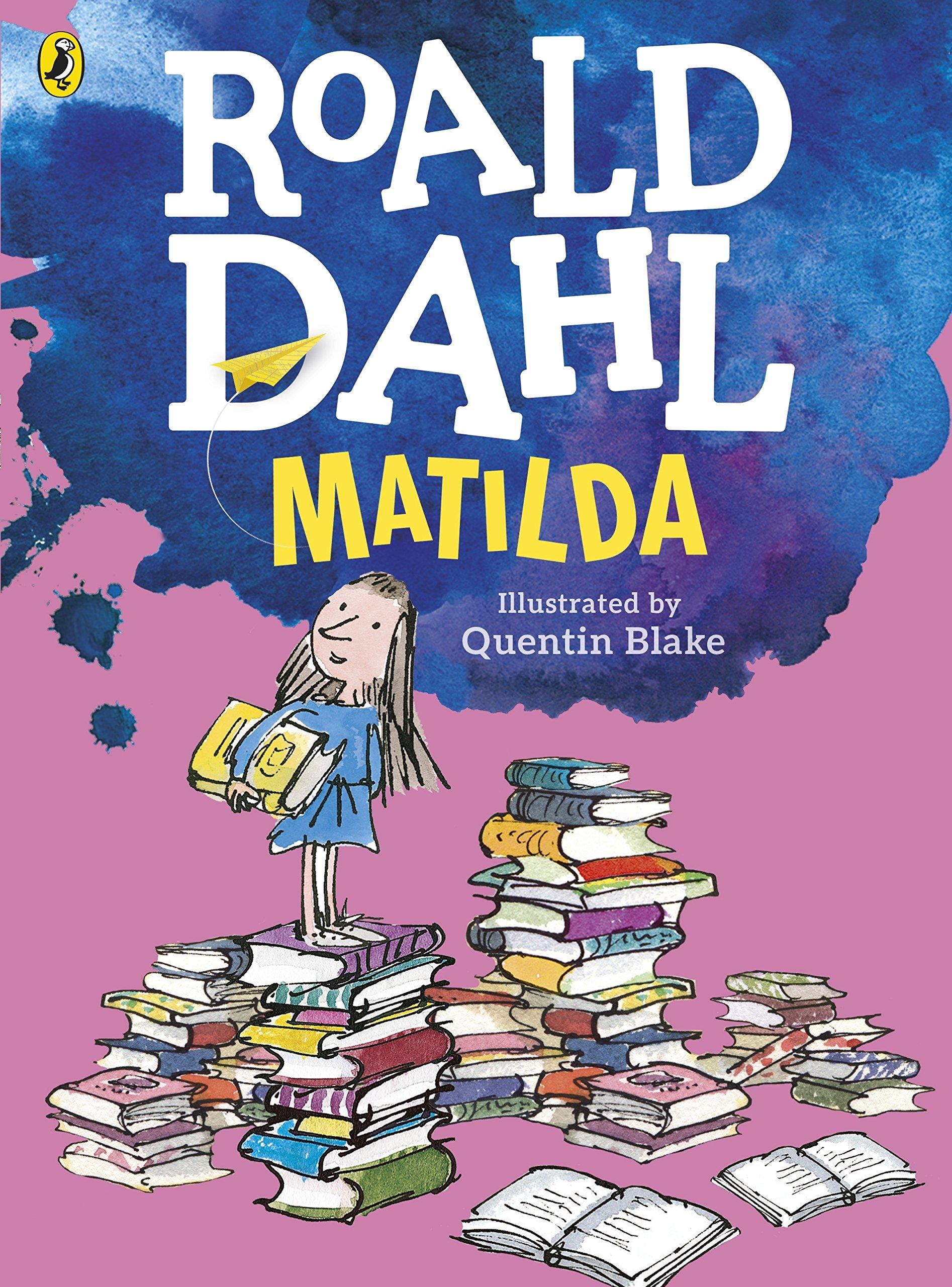 road trip audiobooks: Matilda