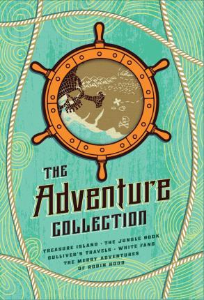 road trip audiobooks: The Adventure Collection