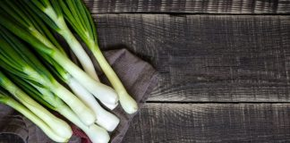 spring onions benefits