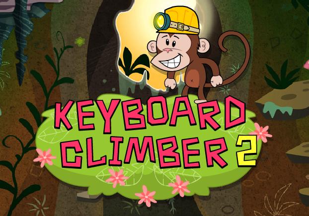 Keyboard Climber 2