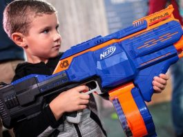 nerf guns for kids
