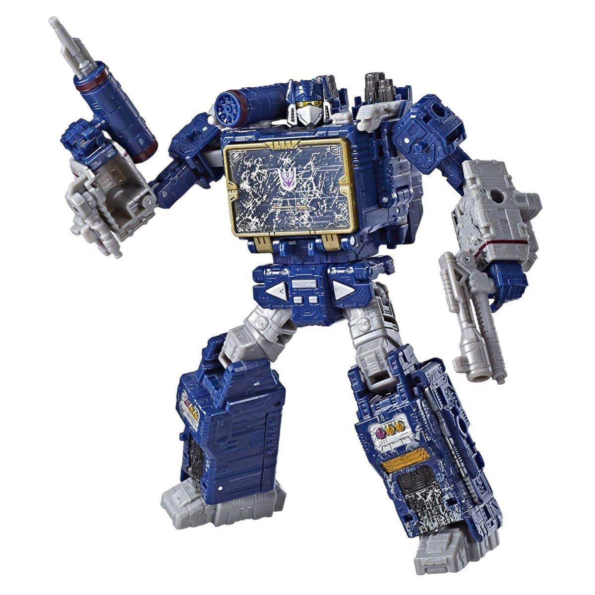 Cybertron Voyager Wfc-S25 Sound Action Figure