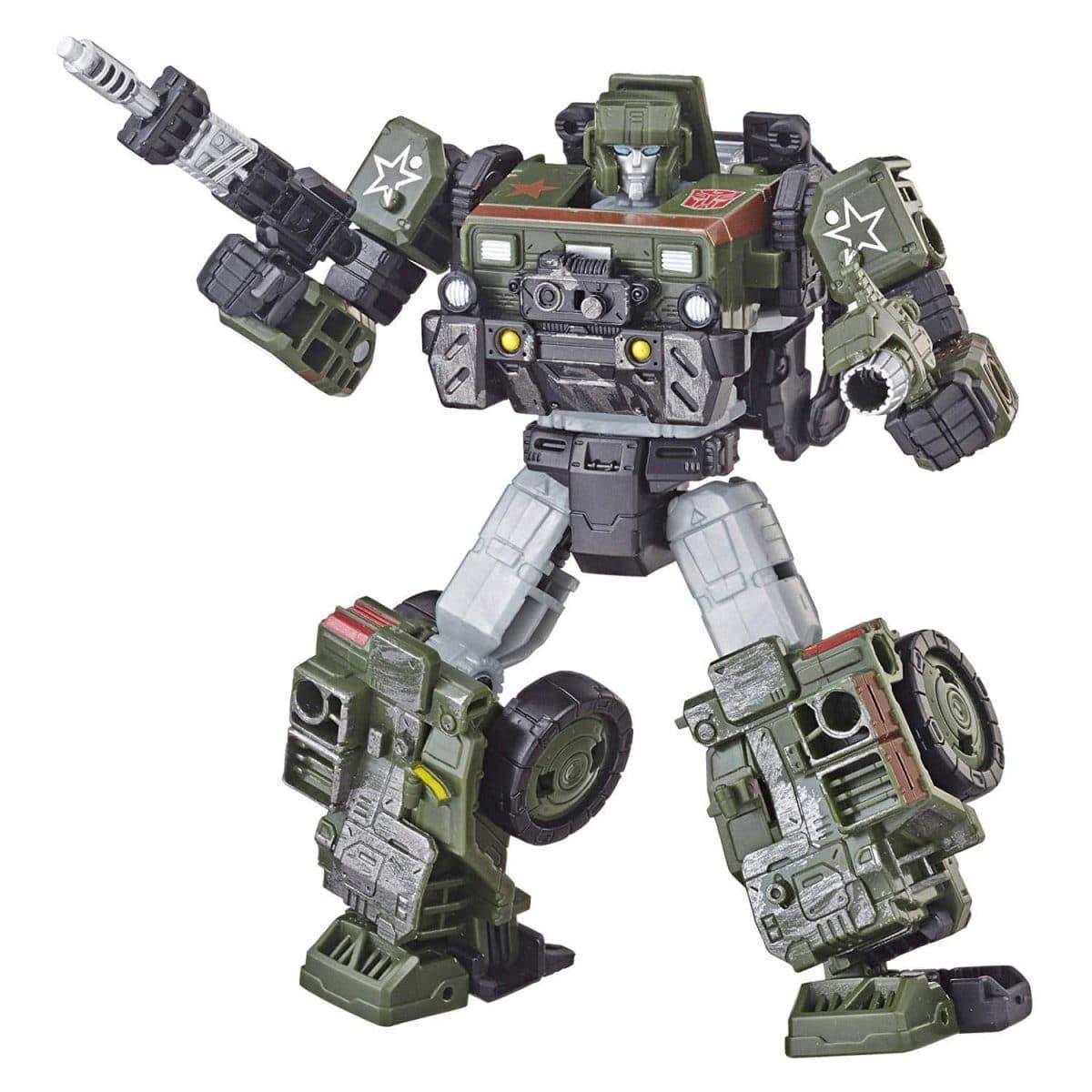 E3537 Wfc-S9 Autobot Hound Action Figure