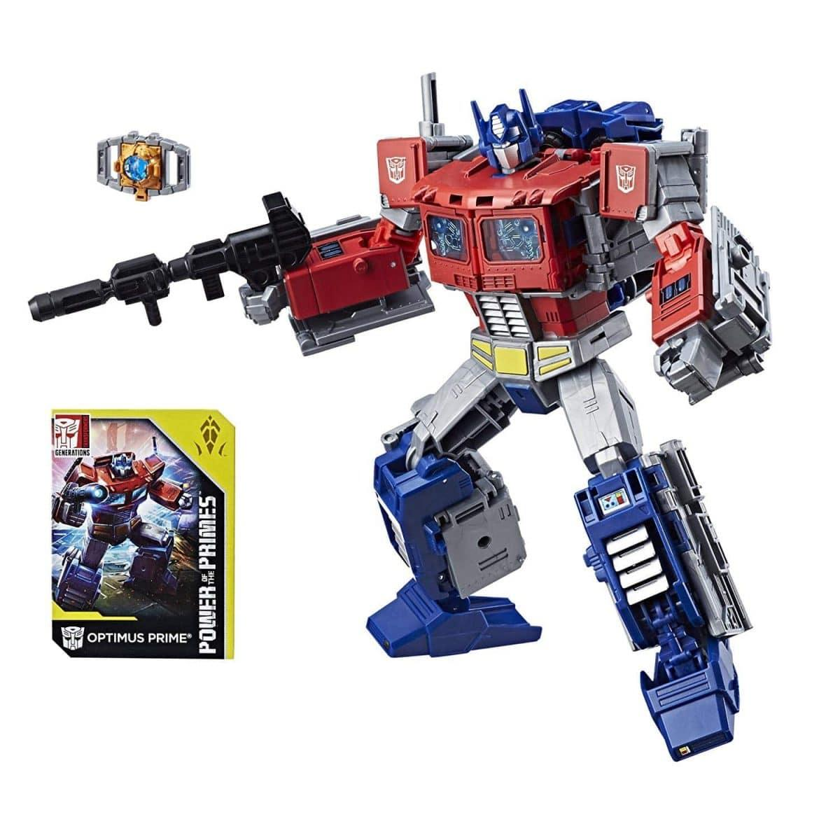 Transformers: Evolution Optimus Prime