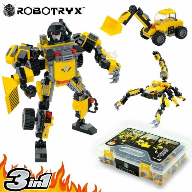 Jittery Git Robot Stem Toy